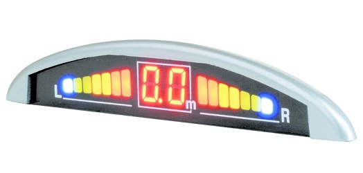 Parking sensor display T02
